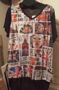LONDON theme Top